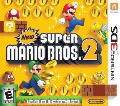 Amazon.com: New Super Mario Bros. 2 - Nintendo 3DS: Video Games