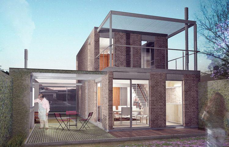 Procrear Casa Propia Construcci N Prototipo 3 Azucena 52