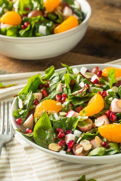 brule graisse naturel salade