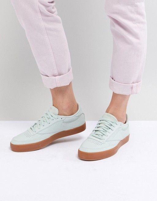 Classic Club C 85 Palm Springs Trainers In Pink - Pink Reebok lfwsIkv