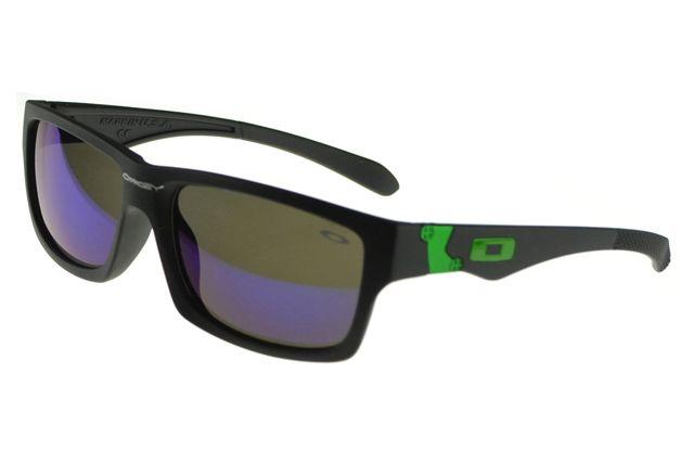 Oakley Jupiter Squared Sunglasses Black Frame