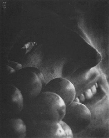 Pierre Dubreuil, Sun burning, 1932