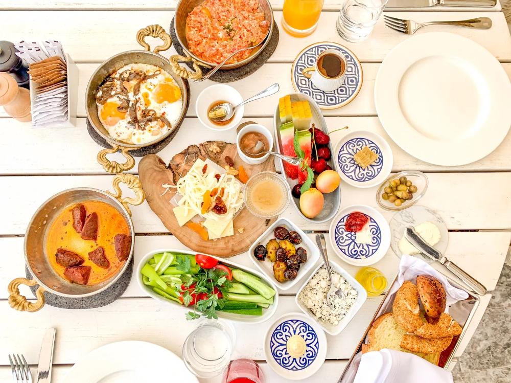 hotel breakfast recipes
