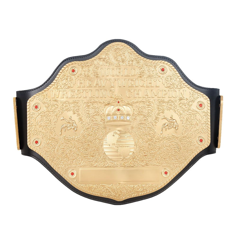 WCW Heavyweight Championship Replica Title - WWE US