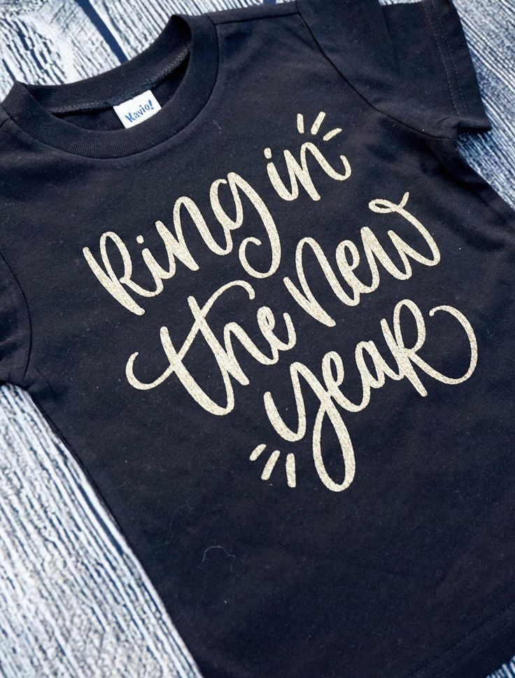 New Years Eve Shirt, New Year, Happy New Year, Toddler New