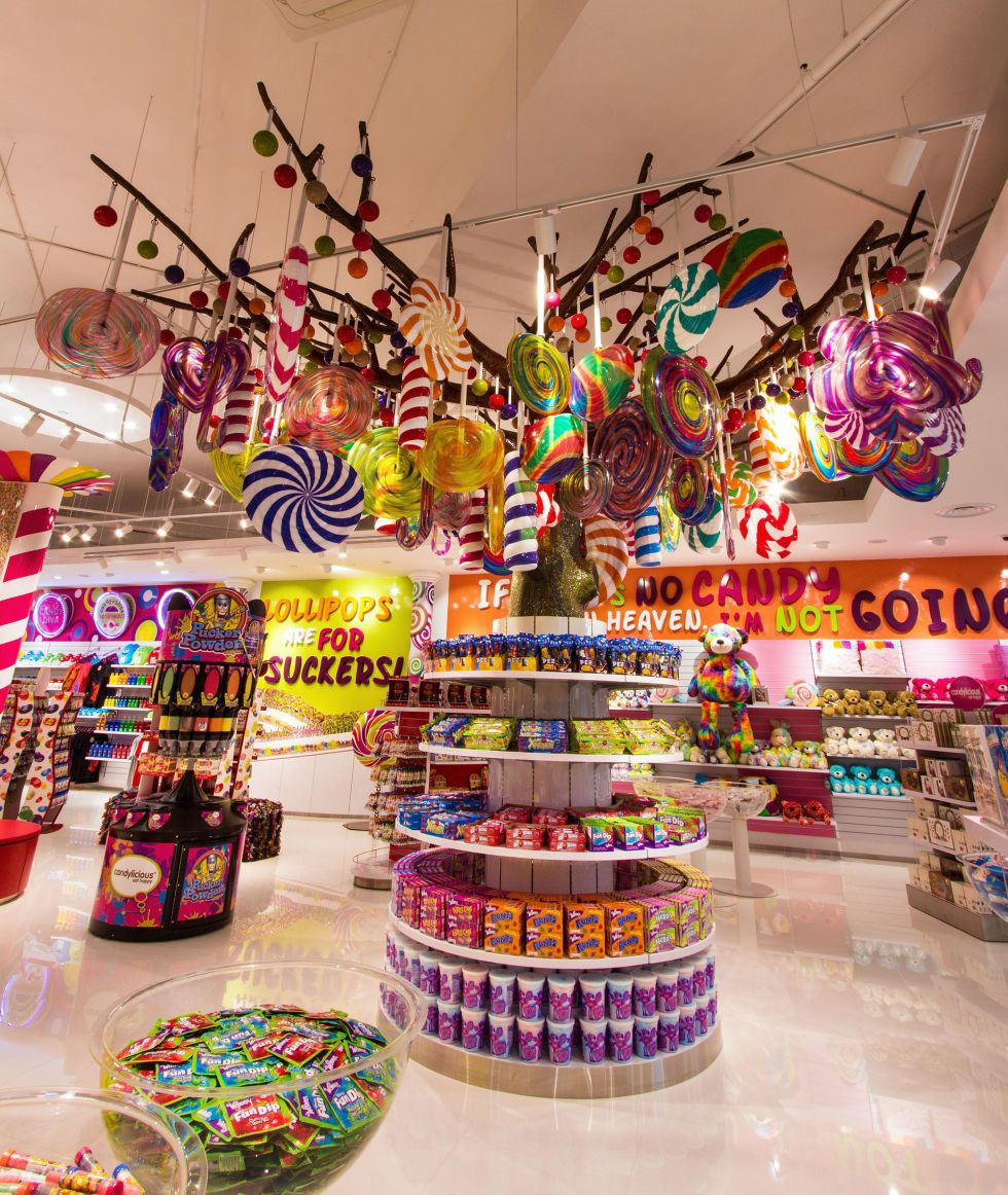 Paris Department Store Christmas Decorations: #ChicEats: Candy Stores Around The World