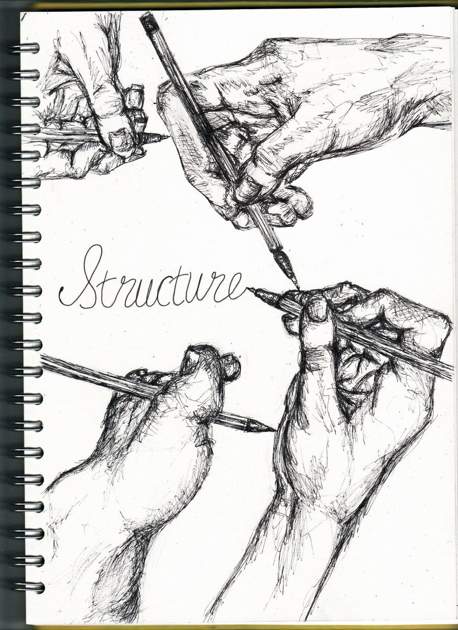 Exam Sketchbook Title Page By Terenbrandy95deviantartcom