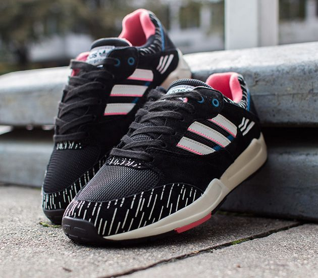 Trendy Ideas For Womens Sneakers : adidas Tech Super W-Black-St Wild Rose-White  Vapour