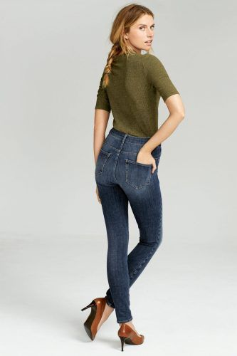 360 Super Skinny Jeans. Tall Women's Clothing and Bigger Sized Shoes at PrettyLong.com