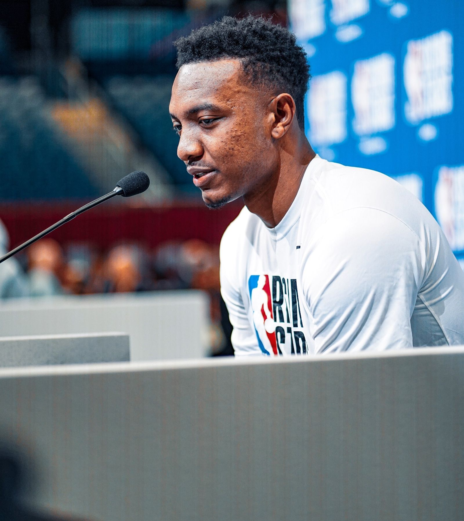 Wendell Carter Jr. feels he's on the right path to
