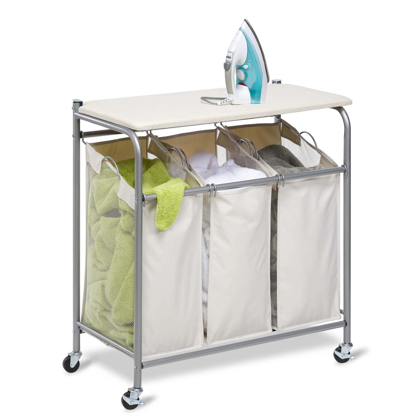 Ironing And Sorter Combo Laundry Center By Honey Can Do In Laundry