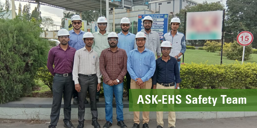 Successful shutdown under supervision of ASKEHS Safety