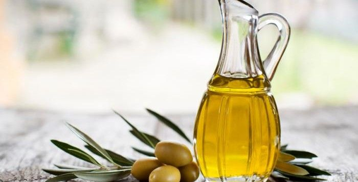 Olive oil as anal sex lube