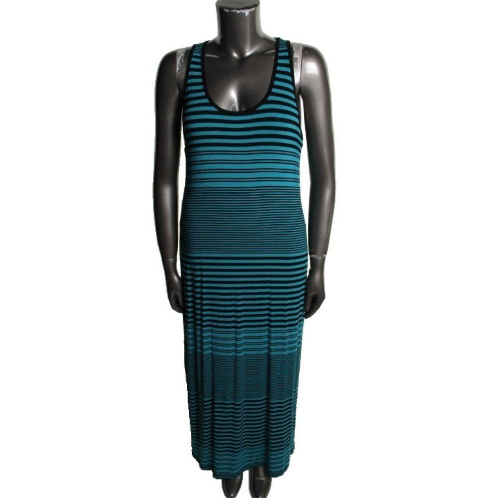 Vince Camuto Womens Summer Safari Knit Racerback Tank Dress