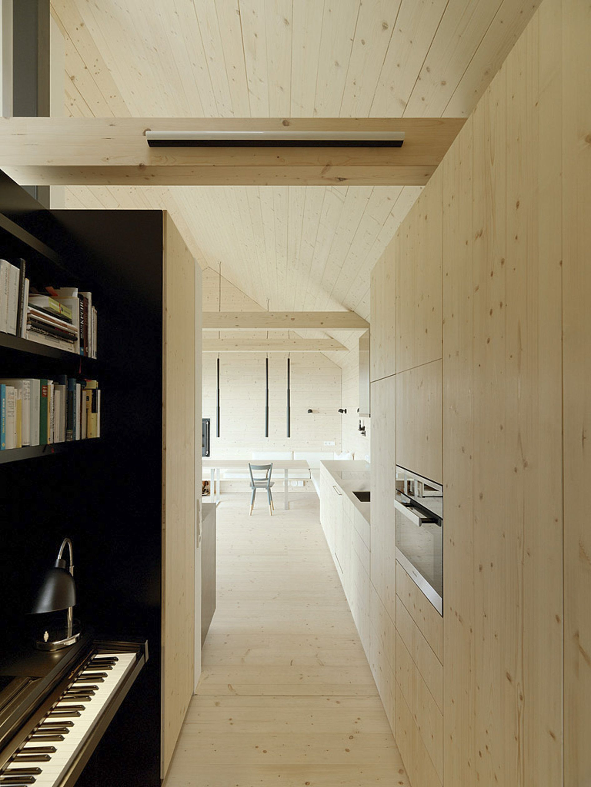 haus th Möbelbau Breitenthaler, Tischlerei Architekt