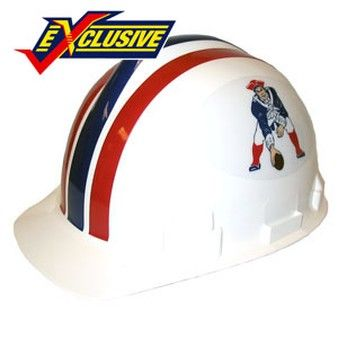 1c7c6c44 Official New England Patriots ProShop - Patriots Throwback Hard Hat ...