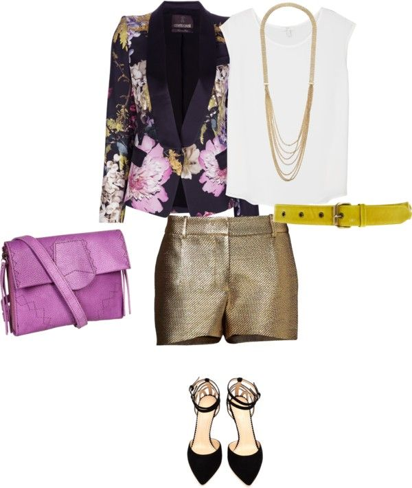 """Night out"" by brianne-gonzalez on Polyvore"