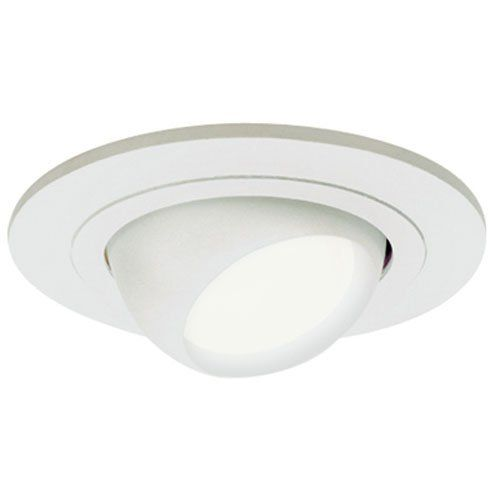 Halo Recessed 998p 4 Inch Trim Eyeball Par16 Lamp Trim With White Eyeball White To V In 2020 Recessed Lighting Kits Recessed Lighting Trim Recessed Lighting Layout