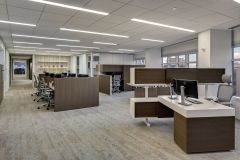 Meadows Office Interiors - New York City Office and Showroom