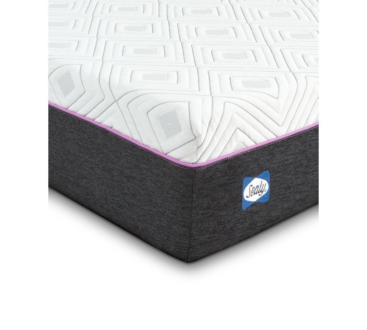 Sealy to Go 10'' Hybrid Cushion Firm Mattress Twin XL