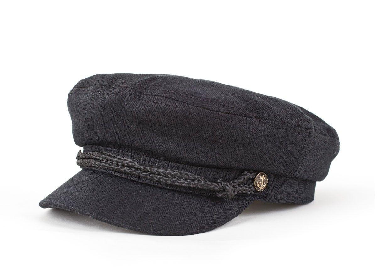 Black Herringbone Twill- I like the black one. Fiddler Hat 58ccc89ea2bc