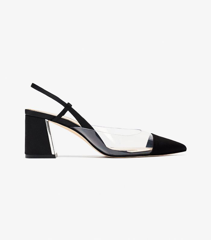 b61f3623c7e Meghan Markle Was Wearing This Major 2018 Shoe Trend 3 Years Ago