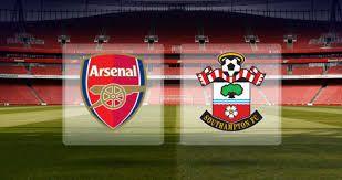 Arsenal Vs Southampton Live Streaming Highlights Dengan Gambar Southampton Arsenal Liga Inggris