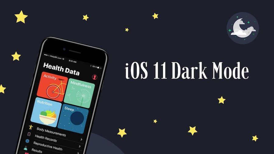 "How To Enable Hidden iOS 11 ""Dark Mode"" On iPhone And iPad"