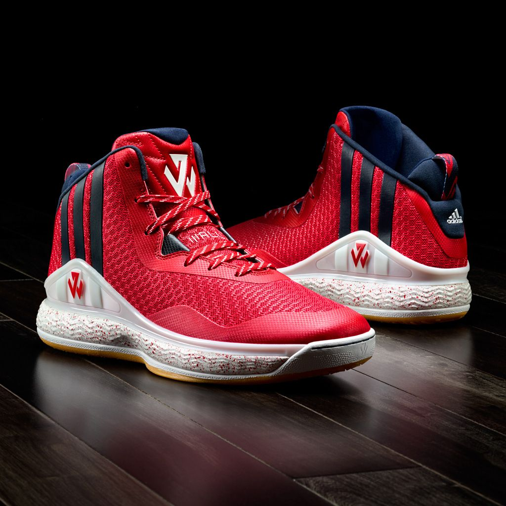 868242fffd61 John Wall s adidas J Wall 1 Away Colorways