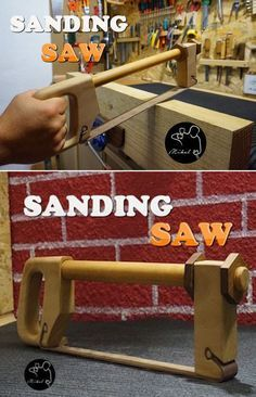Photo of Sanding Saw