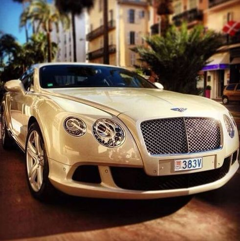 Wealth and Luxury......Fabulous ride,do you think ? lol (love it).