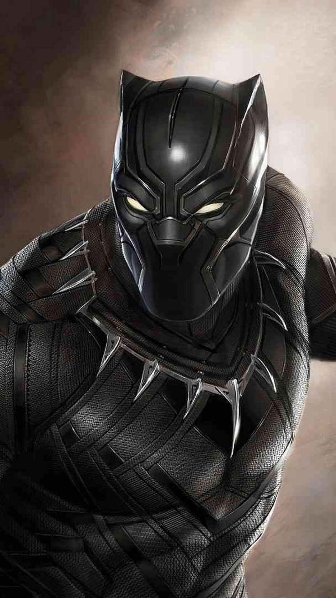 Black Panther Avengers Infinity War iPhone Wallpaper