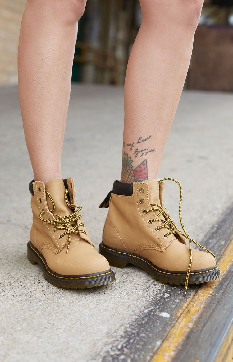 Dr martens 939 boot in tan | Boots
