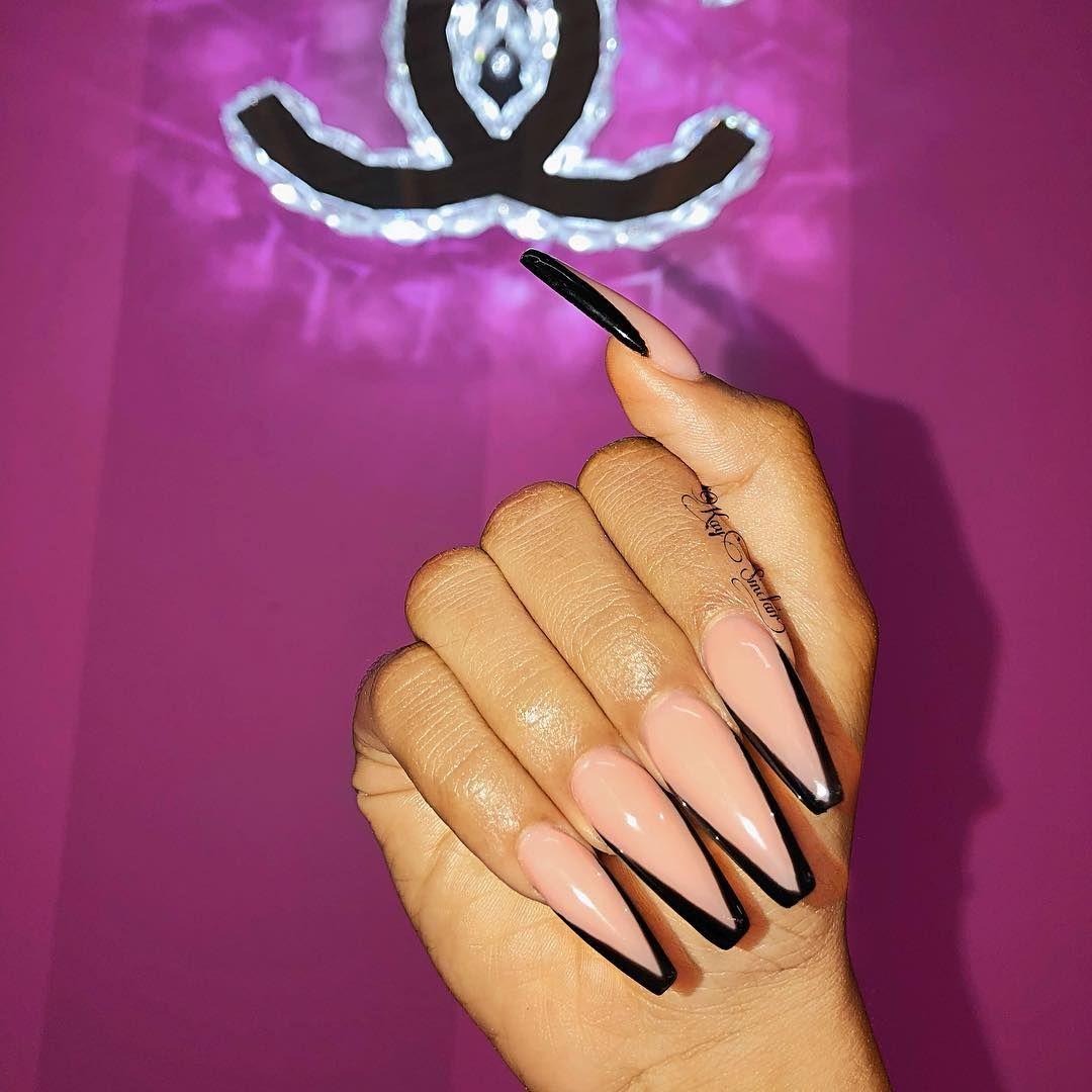 Pin On Kaysinclair Snobby Gal Nails
