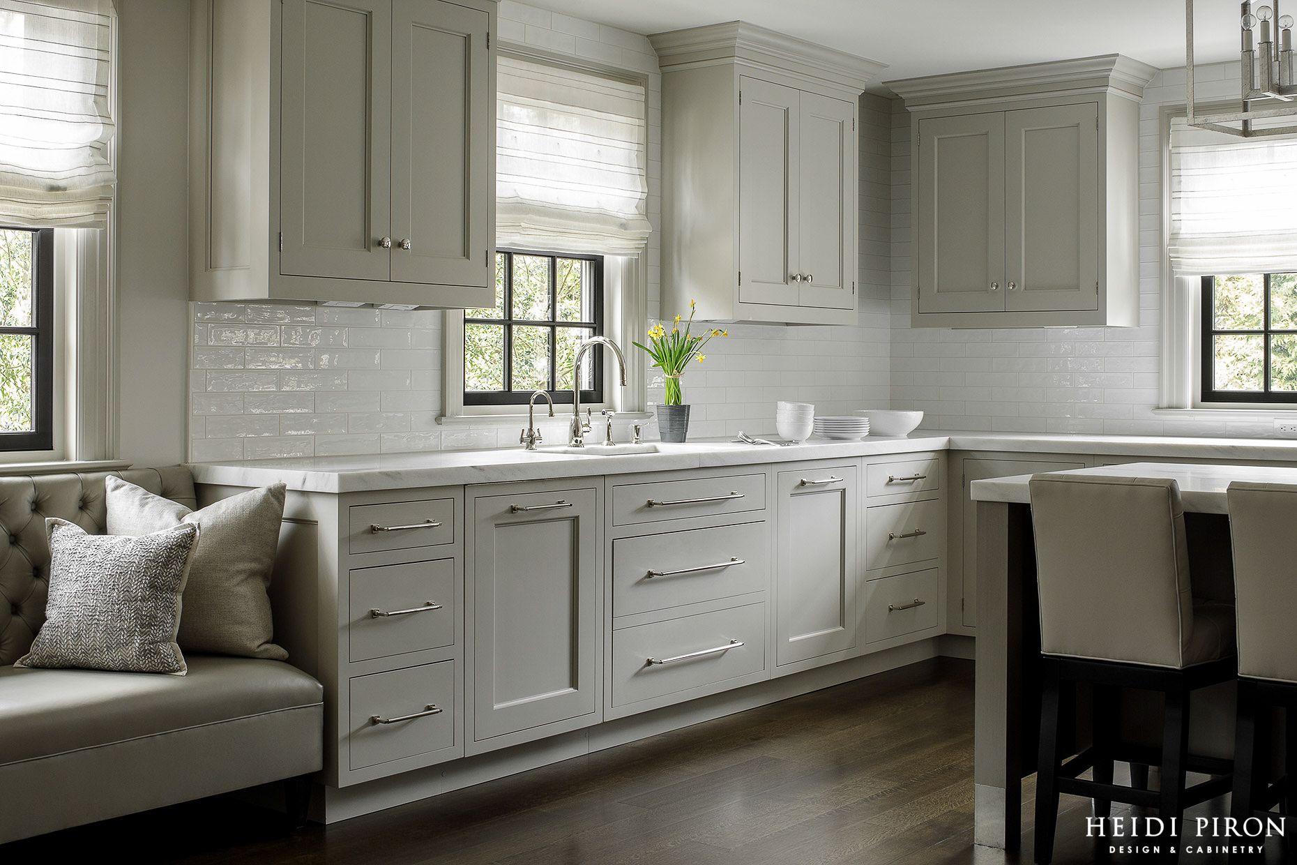 Award-winning kitchen designer, Heidi Piron, creates hand ...