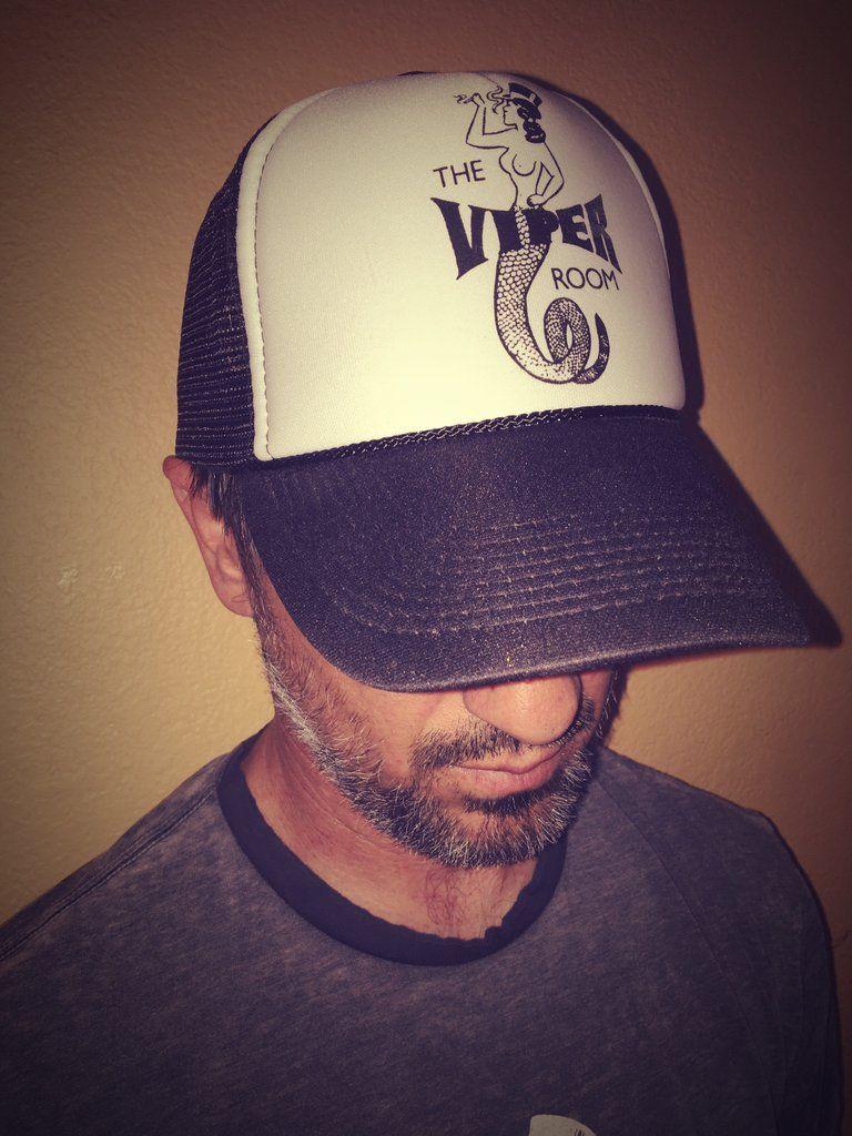 Viper Room Trucker Hat O S  c611121bc85d