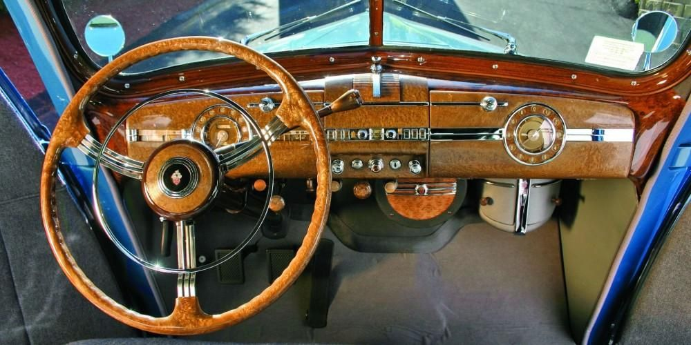 classic car dashboards - Google Search