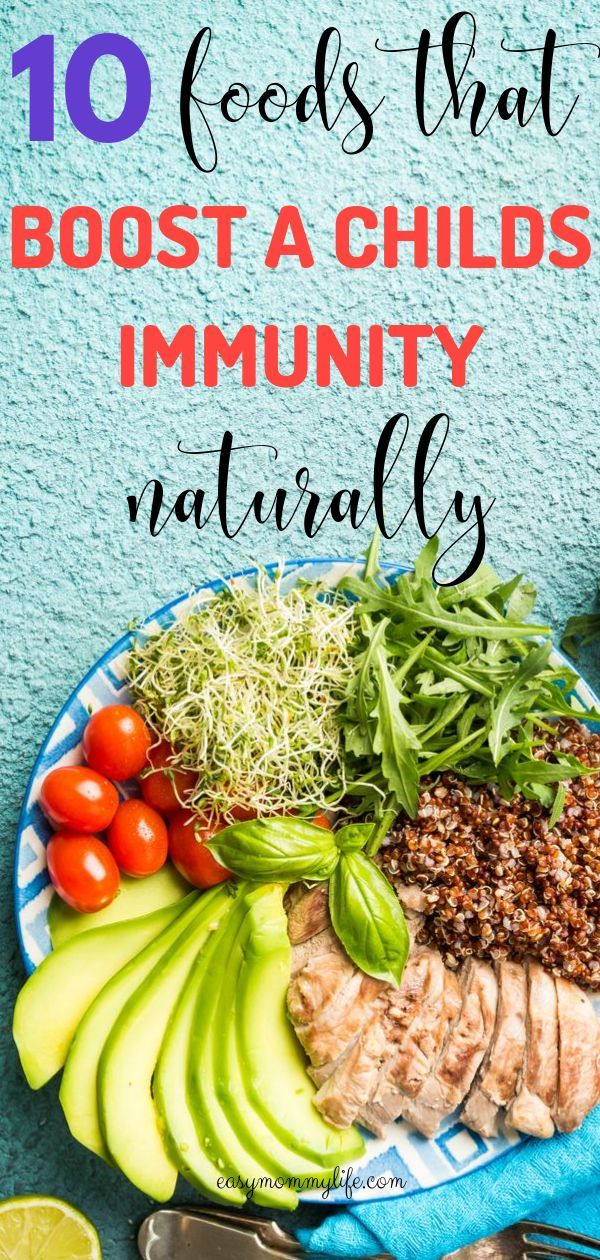 10 Power Packed Immune Boosting Foods For Kids Healthy