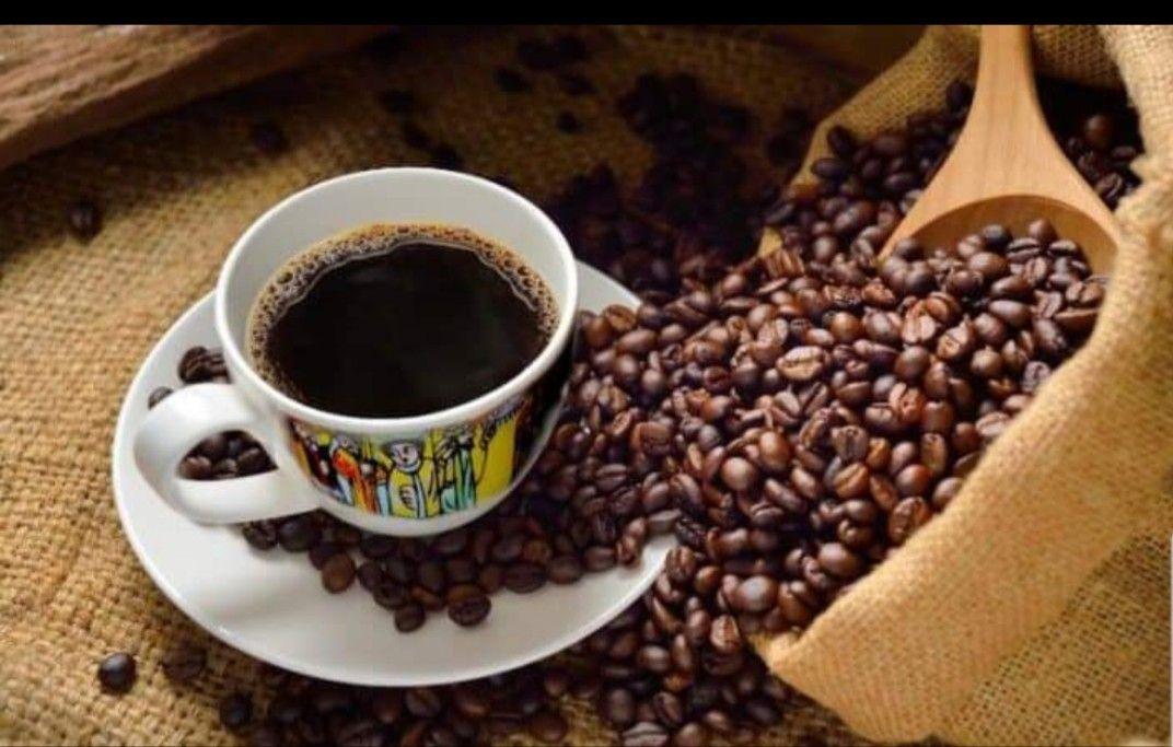 Koffiebranderij van ami yimer op ethio coffee koffie