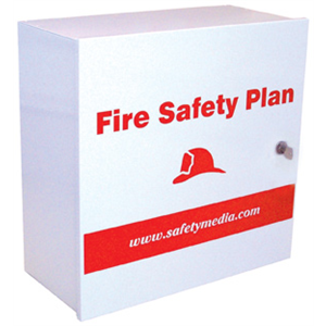 Fire Safety Plan Box Lrg Papaiz Key Peel Required  Fire Safety