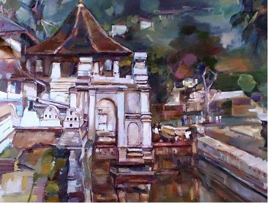 Sri Dalada Maligawa Sri Lankan Art Gallery Art South Asian