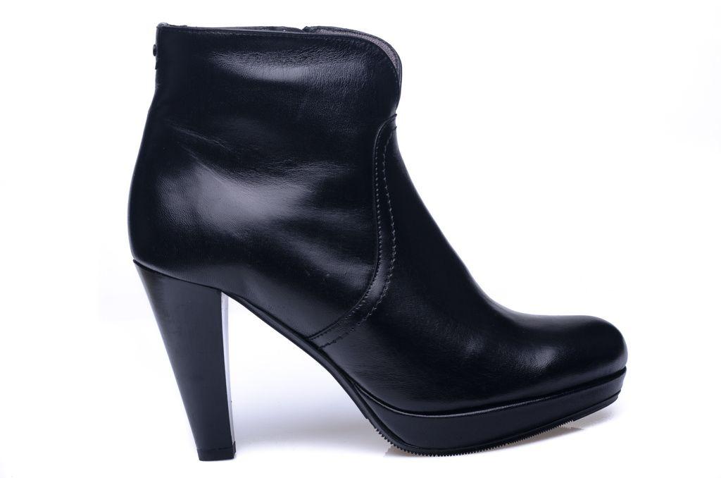 Damskie Zimowe Botki Skora Zych Staszewski 2757cz 4798348806 Oficjalne Archiwum Allegro Boots Shoes Ankle Boot