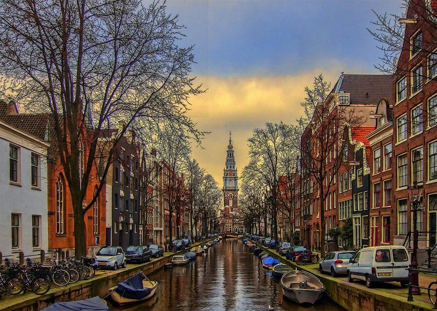 أمستردام هولندا Amsterdam Netherlands World