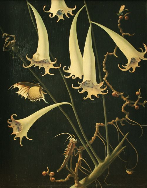 Franz Sedlacek, 1935, oil on wood