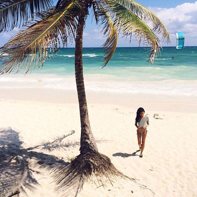 Paradise found. | #escapetotulum