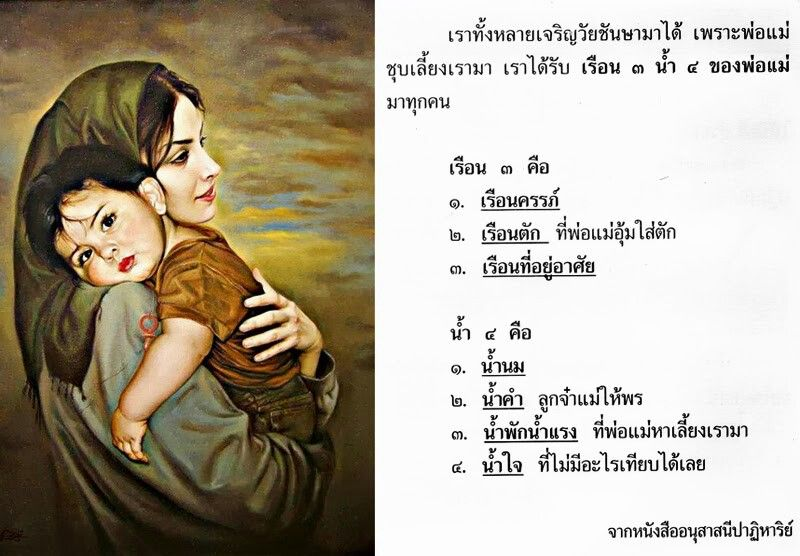 Parents Have To พ อแม ม แต ให