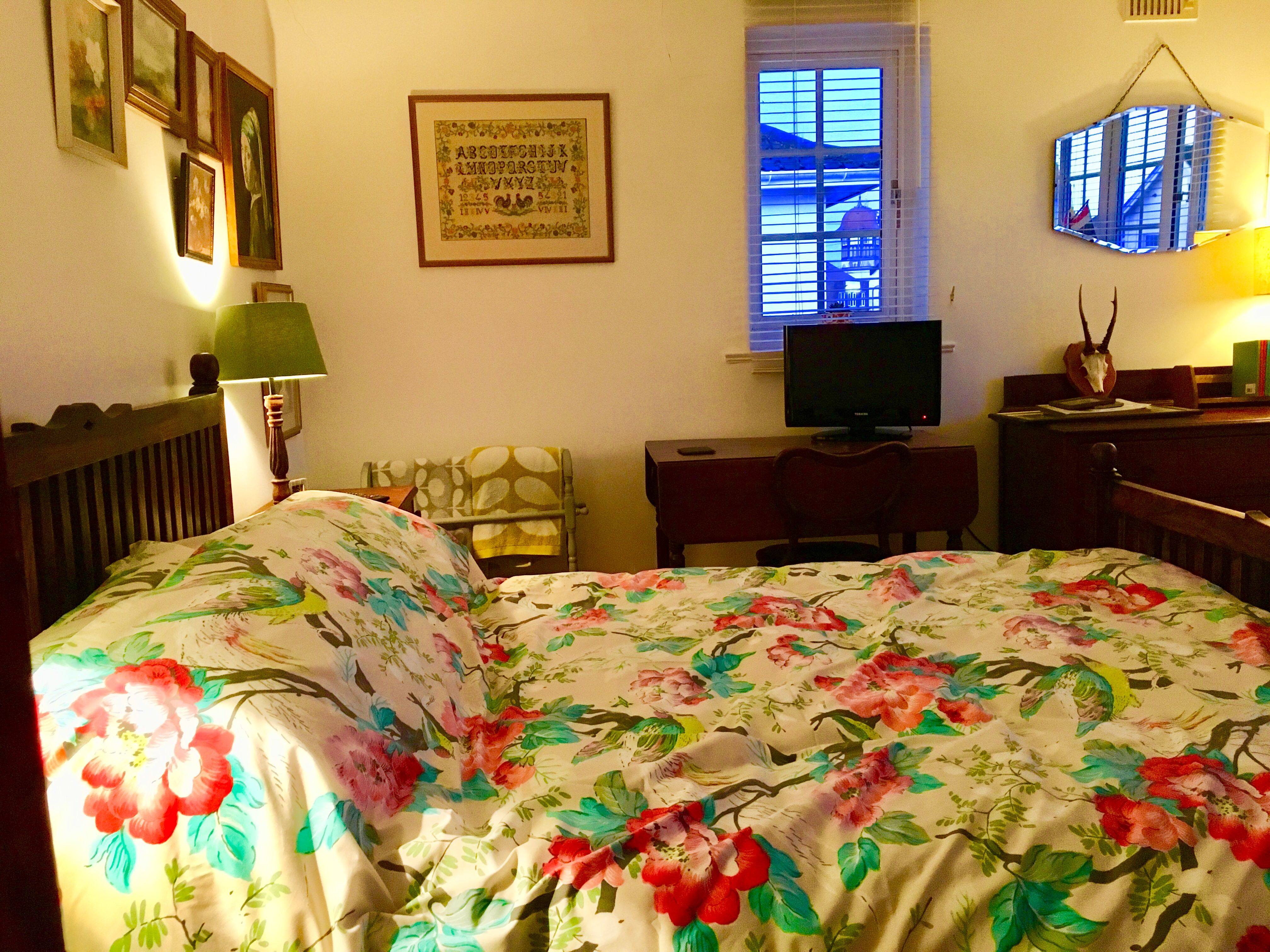 Shore Cottage guest bedroom   Guest bedroom, Home decor ...