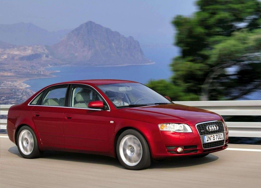 Audi A4 Reds Hd Wallpapers