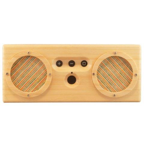 Oaxaca Bamboo Bluetooth Speaker