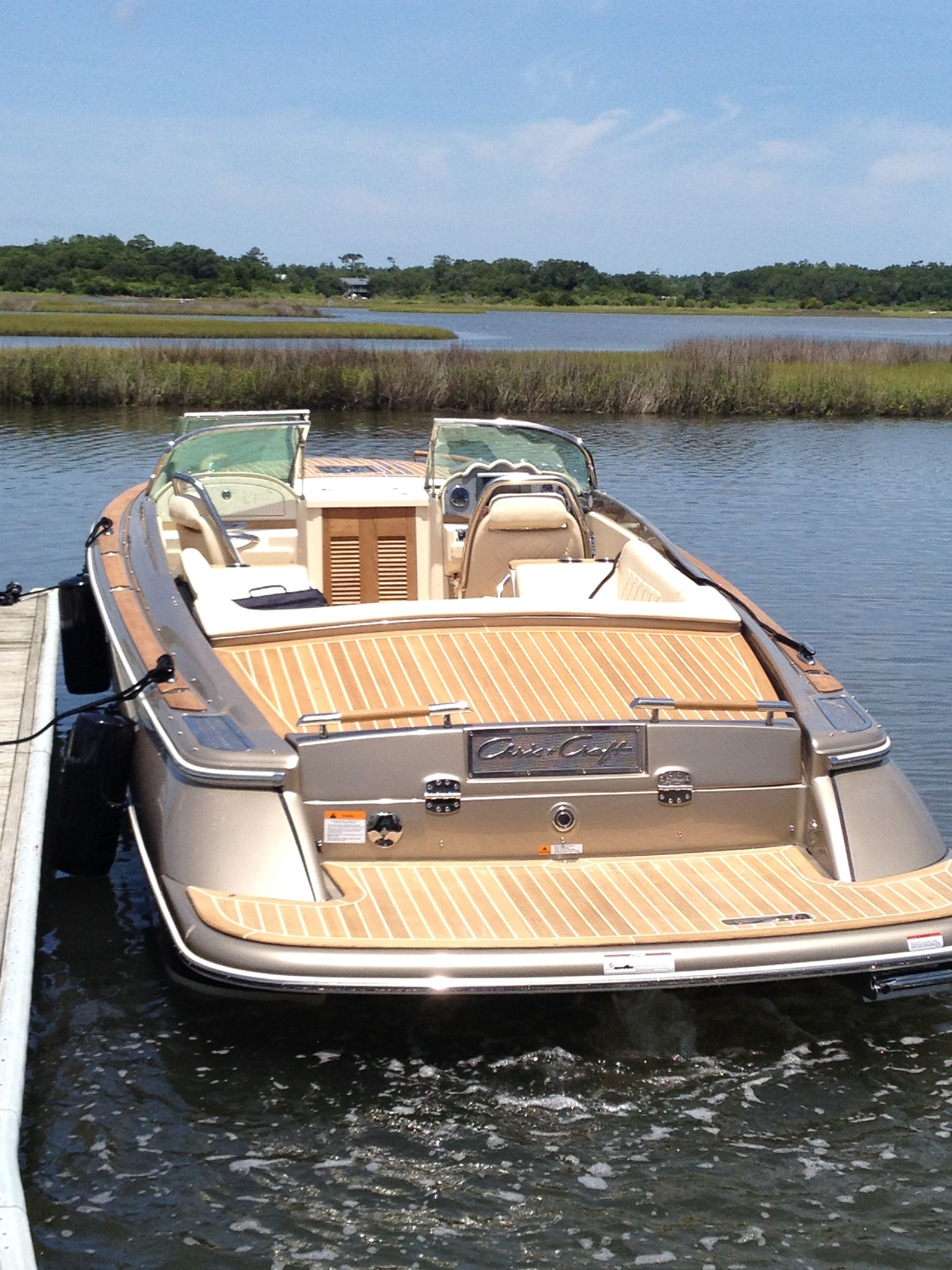 2014 25' Chris-Craft Corsair, Heritage Edition